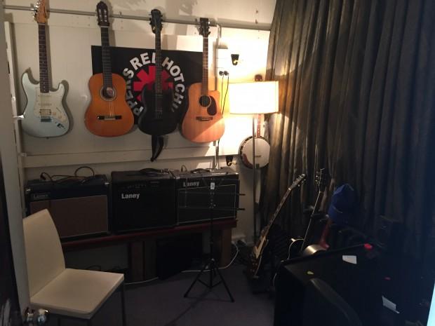 Guitar Room Best