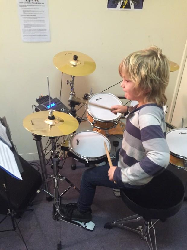 Billy - Drums