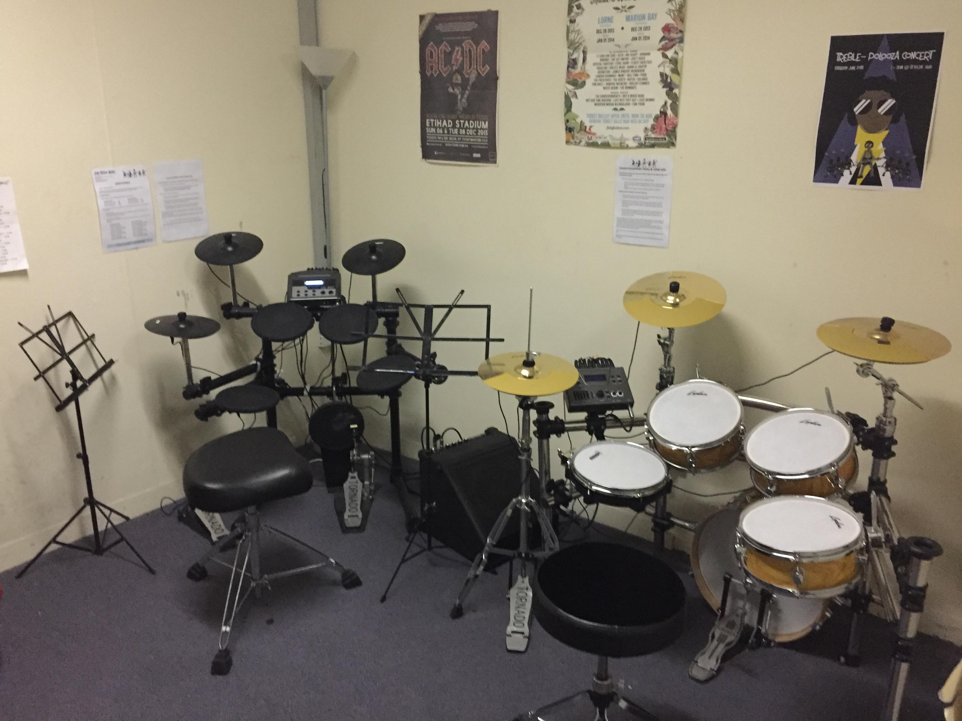 Drum Room (1)