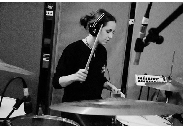 Drum Lessons with Monica