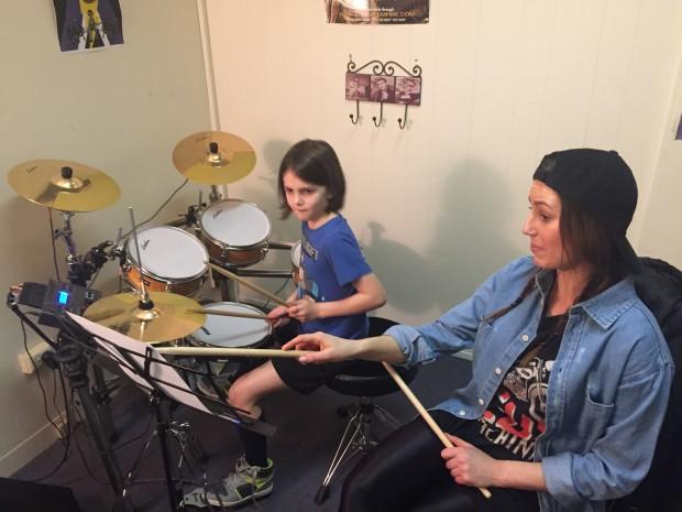 Mon & Harriet - Drums